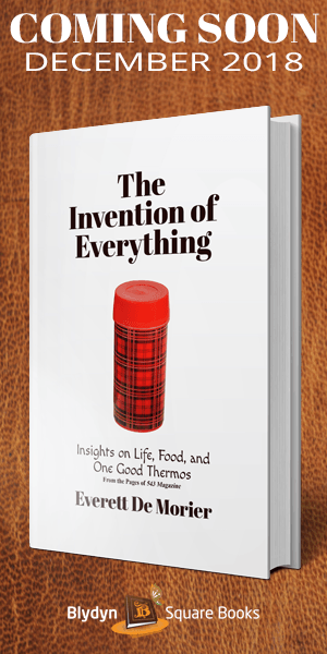 the Invention Of Everything